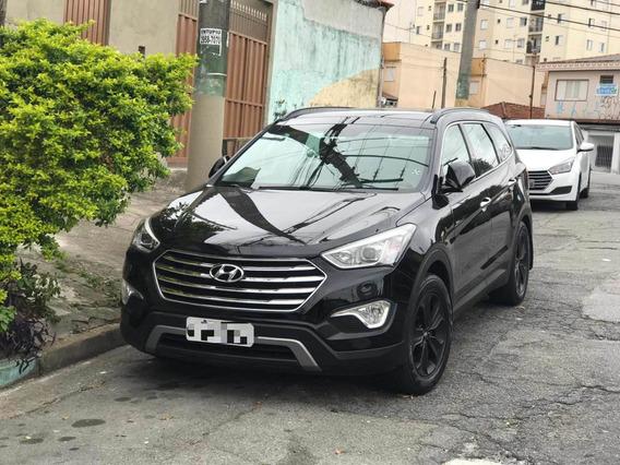 Hyundai Grand Santa Fé 3.3 V6 270cv