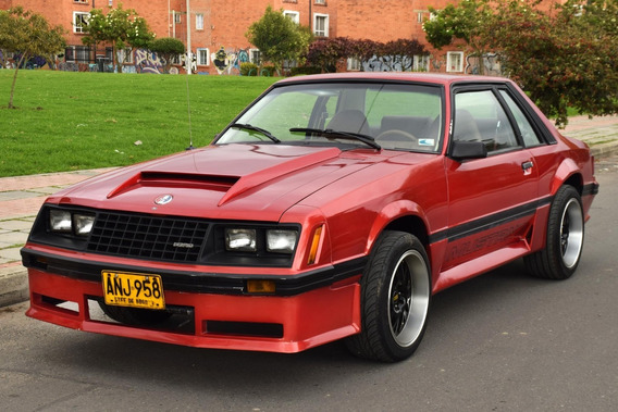 Ford Mustang 1980 302 V6 Aut