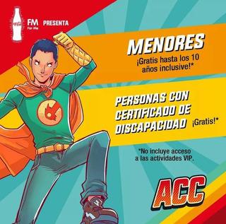Entrada Comic Con 2019 - General Sabado 7 De Diciembre