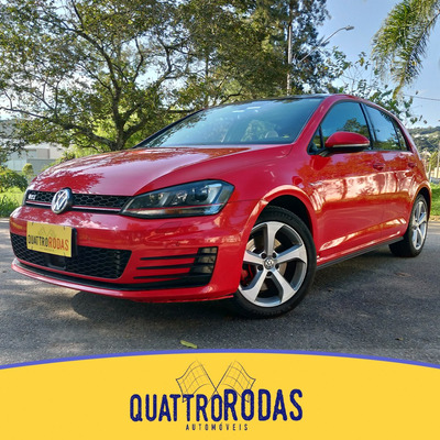 Vw Golf 2015/2015 2.0 Tsi Gti 16v Turbo Gasolina 4p Aut.