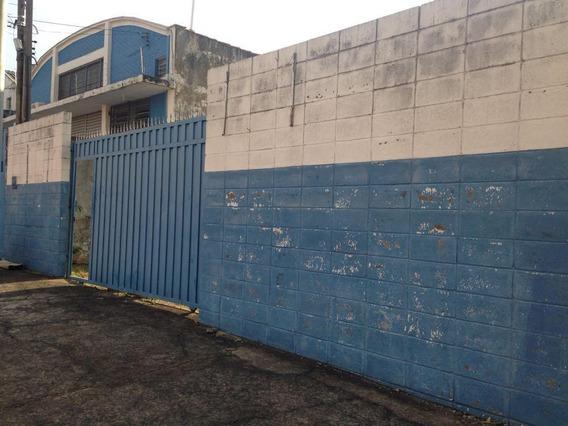 Terreno Para Alugar, 320 M² Por R$ 1.500,00/mês - Jardim Do Trevo - Campinas/sp - Te0070