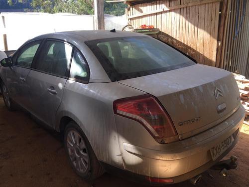 Imagem 1 de 11 de Citroën C4 Pallas 2011 2.0 Exclusive Flex Aut. 4p