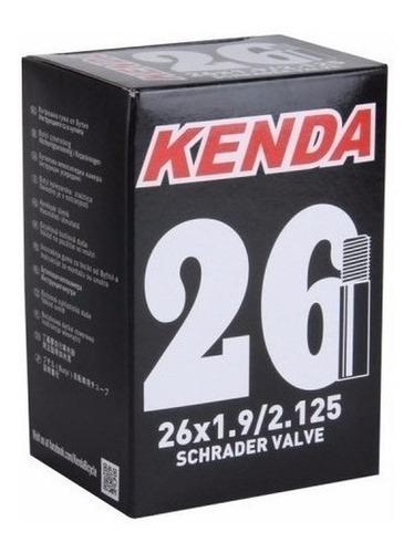 Cámara Rod. 26 Mtb Kenda V/auto ¡la Mejor Del Mercado!