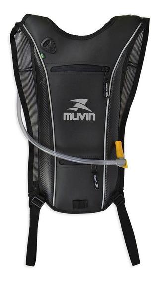 Mochila De Hidratação Carbon - Muvin