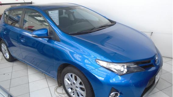 Toyota Auris 2015 Consulta Por Financiamiento