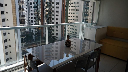 Imagem 1 de 30 de Studio Com 1 Dormitório, 52 M² - Venda Por R$ 580.000,00 Ou Aluguel Por R$ 3.000,00/mês - Anália Franco - São Paulo/sp - St6965