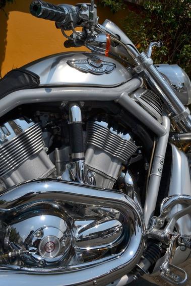 Para Exigentes Harley Davidson Vrod Impecable Equipada 1200