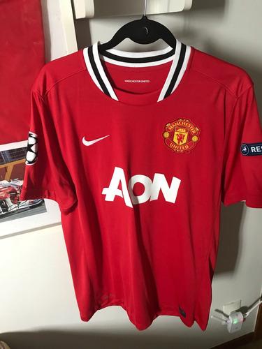Camisa Time Futebol Nike Manchester United Original Nani