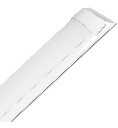 Kit 15 Luminaria Linear Sobrepor Kian Ksx 60cm 18w