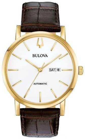 Relógio Bulova Masculino Automático 97c107