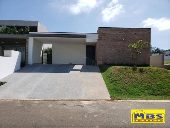 Cond. Villas Do Golfe (linda Casa Á Venda) - Ca1044