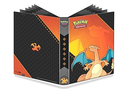 Pokemon: Charizard 9-pocket Full-view Pro Binder