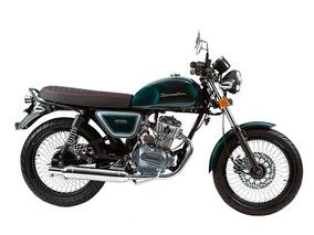 Moto Zanella Ceccato 150 R150 0km La Mas Vendida Cafe Racer