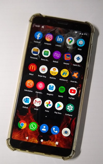 Zenfone Max Pro M1 64gb Com Nota Fiscal E Garantia