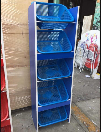 Estante Para Minimarket / Verdulero Nuevo