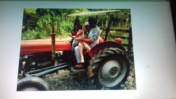 Maquinaria Agrícola Trator Ford