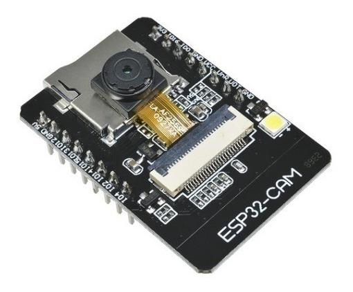Modulo Esp32 Com Camera Ov2640 Wifi Bluetooth - 0389