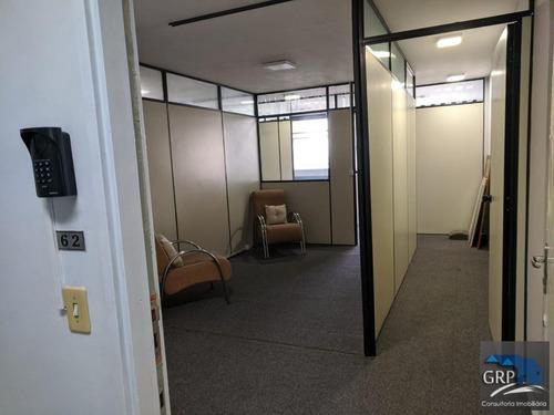 Sala Comercial Para Venda Em Santo André, Vila Bastos, 1 Dormitório, 2 Banheiros, 1 Vaga - 6038_1-1934125