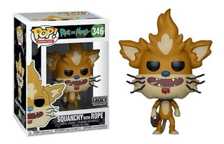 Squanchy (exclusivo Fye) Funko Pop