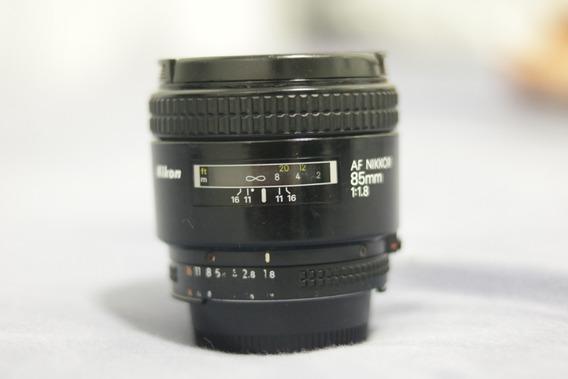 Lentes Nikon / 20mm 1.8 / 85mm 1:1.8 Af / 70-300 /