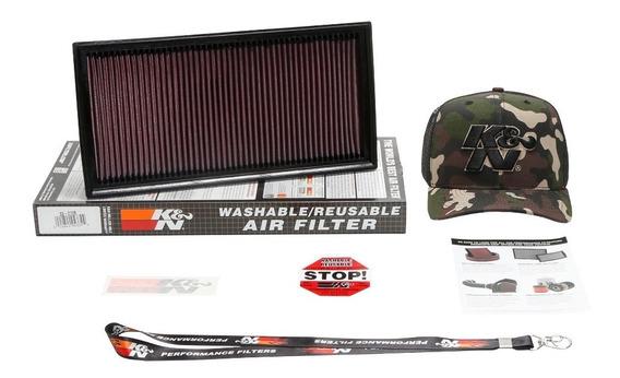 Filtro K&n Inbox - Vw Golf Gti 1.8 Turbo Mk4 33-2128