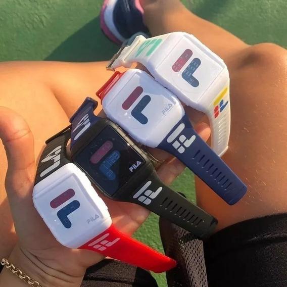 Relógio Fila Esportivo Digital Unissex Frete Grátis!