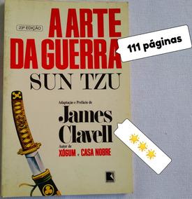 Livro Usado A Arte Da Guerra Sun Tzu ***estrelas Veja