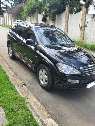 Abaixo Da Tabela - Kyron- Suv De Luxo Turbo Diesel Mod.2012