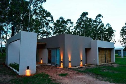 Venta Casa 3 Ambientes - Complejo La Aldea Club De Campo