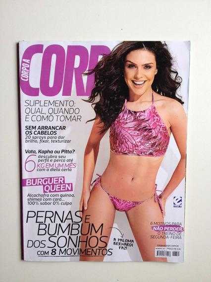 Revista Corpo A Corpo 321 Paloma Bernardi Ano 2015 J305
