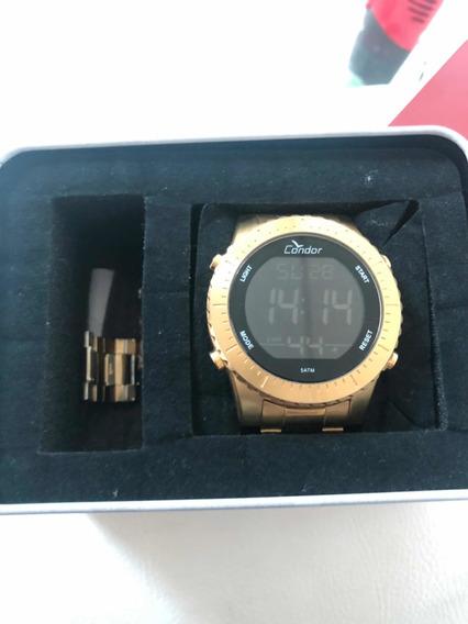 Relógio Original Condor Dourado
