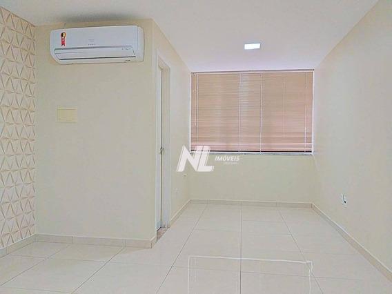Sala Para Alugar, 25 M² Por R$ 1.600,00/mês - Candelária - Natal/rn - Sa0044
