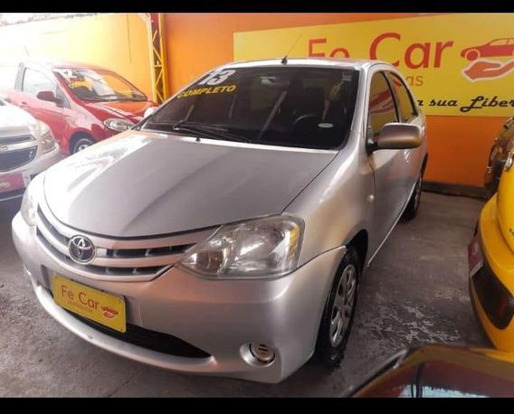 Toyota Etios 1.5 16v Xs 4p 2013