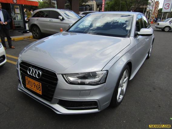 Audi A4 S-line Luxury