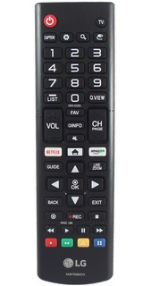 Control Remoto Lg Smart Tv Original Netflix Amazon +pilas