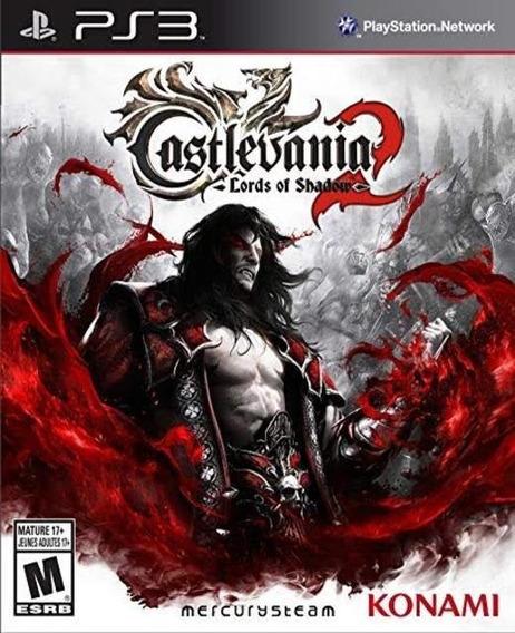 Castlevania Lords Of Shadow 2 (ps3)jogo Play3 Ptbr Em Oferta