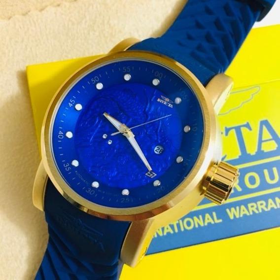 Relógio Invicta Yakusa S1 Azul