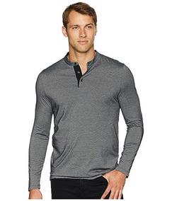 Shirts And Bolsa Perry Ellis Striped 30548665