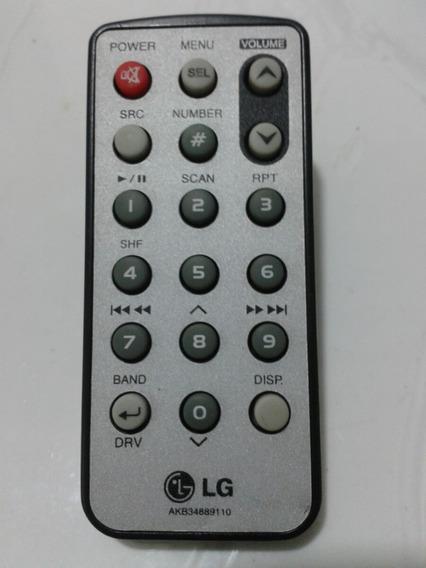Controle Som Lg Akb34889110