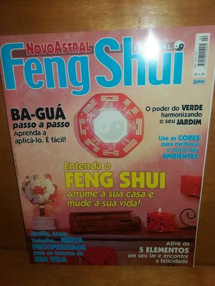 Revista Novo Astral Especial Feng Shui Ba-guá * C9