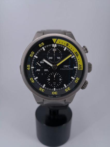 Iwc Aquatimer Split Minute Titanium