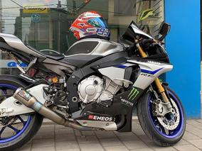 Yamaha R1m 2015 19.850km
