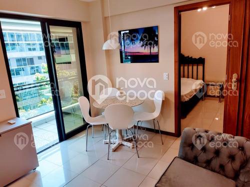 Imagem 1 de 25 de Flat/aparthotel - Ref: Ip1ah20400