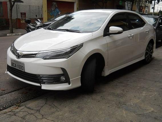 Toyota Corolla 2.0 Xrs 16v 2018