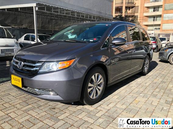 Honda Odyssey Exl At 3500cc 2014