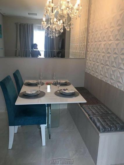 Apartamento Fatoo Sport C/ Suíte - Cocaia - Ad 0480-1