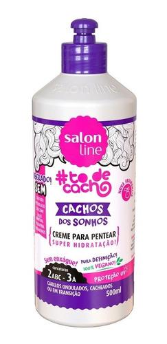 Imagen 1 de 4 de Salón Line Cachos Dos Sonhos - mL a $100