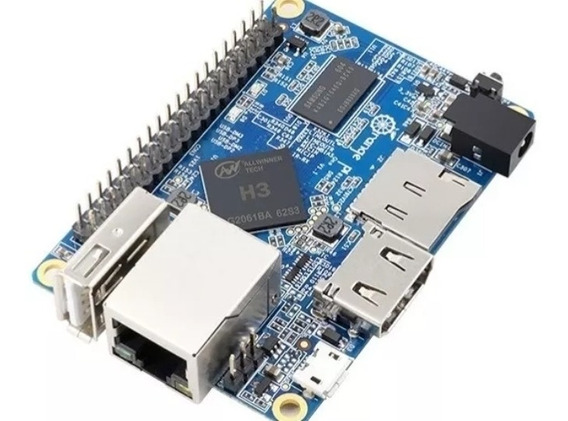 Orange Pi One H3 512 Mb Quad-core - Pronta Entrega