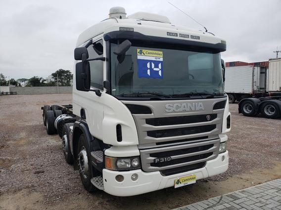 Scania P 310 8x2 Bitruck 2014