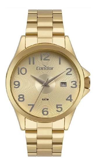 Relógio Condor Co2115ktt-4d - Dourado